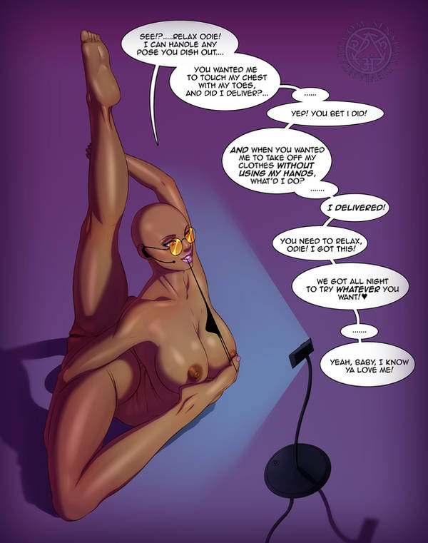 Normina's Nude Nights! by Sensuax