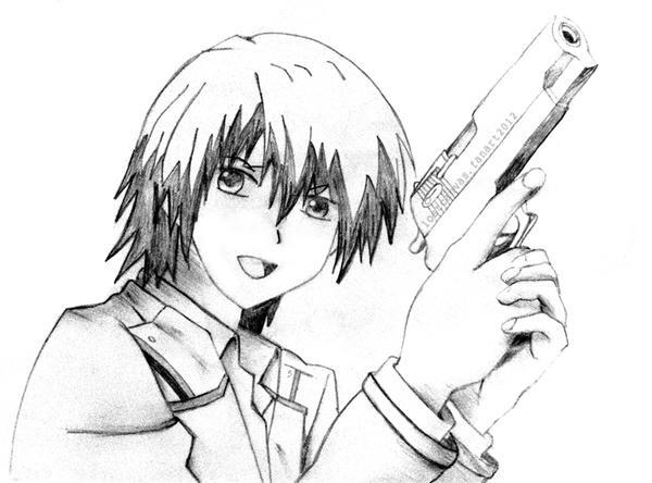 [Angel Beats!] Hinata
