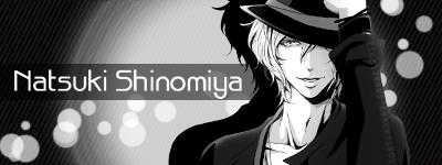 [Uta no Prince-sama] Natsuki Shinomiya Sig