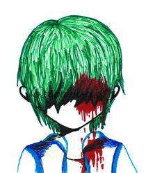 [OC] Bleeding Boy #01