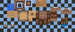 New cave tile ! (private..)