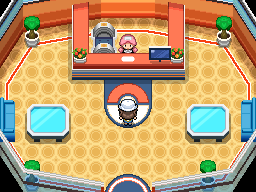 New Pokemon center Pokemon Blaze Red Wave Blue by BatiJFG