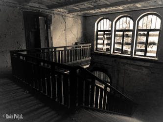 Abandoned mansion by Poljak01