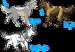 Wolf Adopts Batch 1 - OPEN