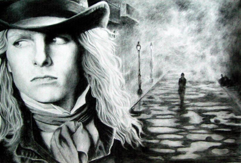 dibujando las crónicas vampiricas de Anne Rice Tom_Cruise___Lestat_by_tutut