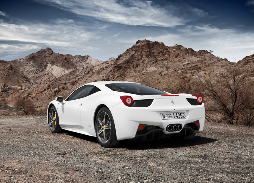 Ferrari 458 italia - 1 by MoMoMoMoe