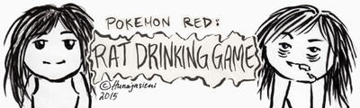 Banner for Rat Drinking Game~ by Hunajasieni