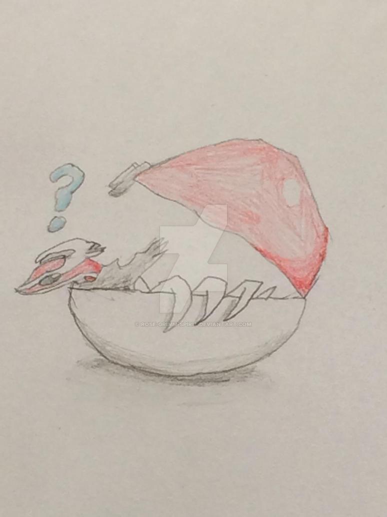 Little Tallo in a Poke ball by Rose-Grimm-Spirit on DeviantArt