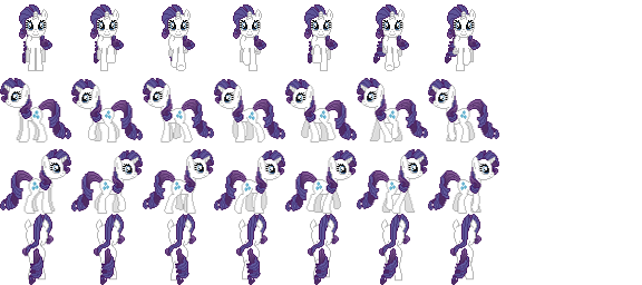 %Rarity by Fluttershyponygal
