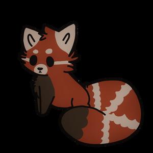 Red Panda by holdiisironic