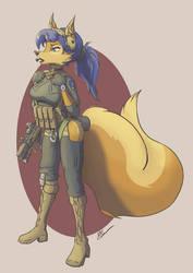 Carmilita Fox by Stalhammer