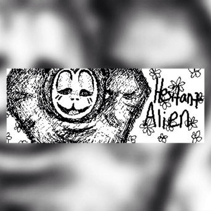 Hesitant Alien by Muffy-Arts