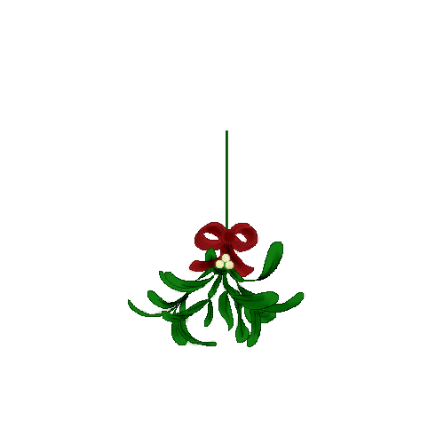 Hanging Mistletoe by DarkShadowsBreedable