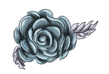 Frosted Rose by DarkShadowsBreedable