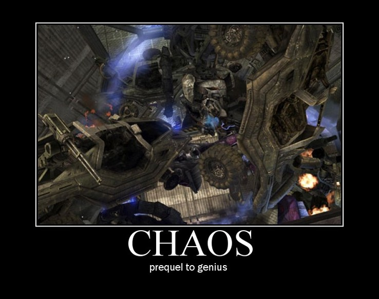 Chaos by ODST-Training