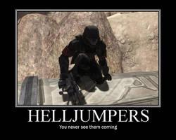 Helljumpers 2 by ODST-Training