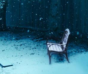 Snowy World by CormorantFeathers