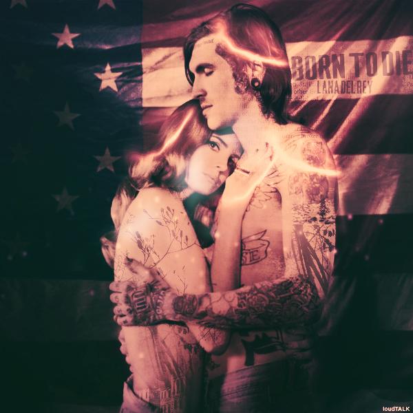Lana Del Rey - Born To Die by LoudTALK