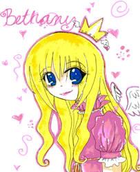 Princess Bethany by HeartlessNanashi