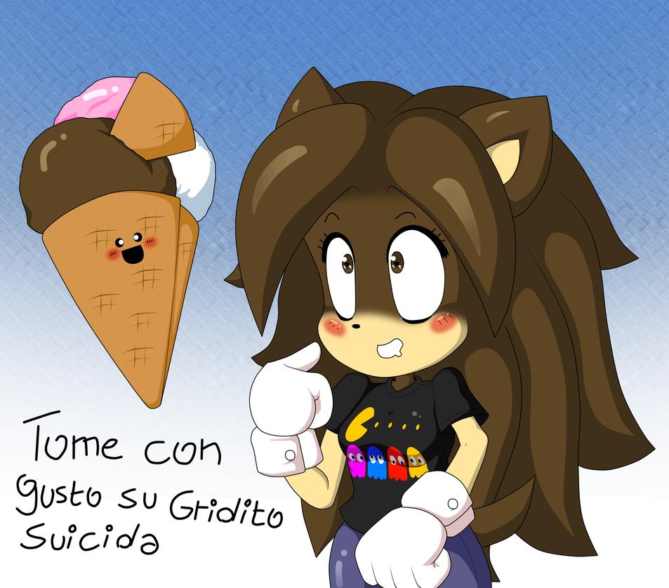 Matar helados es delicioso by Jisito