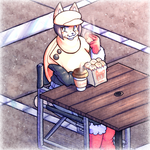Laura - Chipa con Cafe