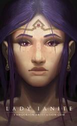 Lady Ianite by Bushido-Arts