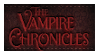 The Vampire Chronicles STAMP by Vongrell