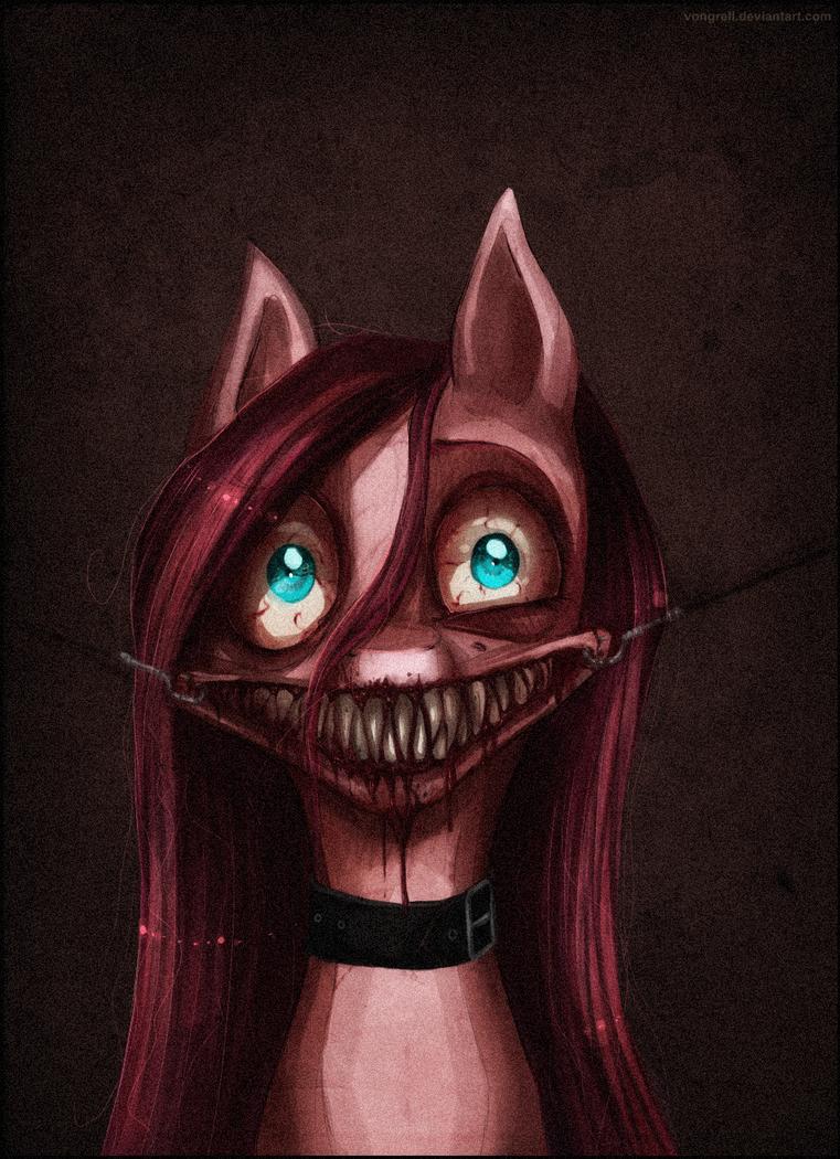 Smile Pinkie! by Vongrell