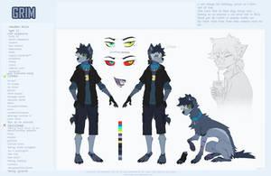 Furry Grim CS by Grinu