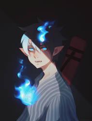 demon boi by Grinu