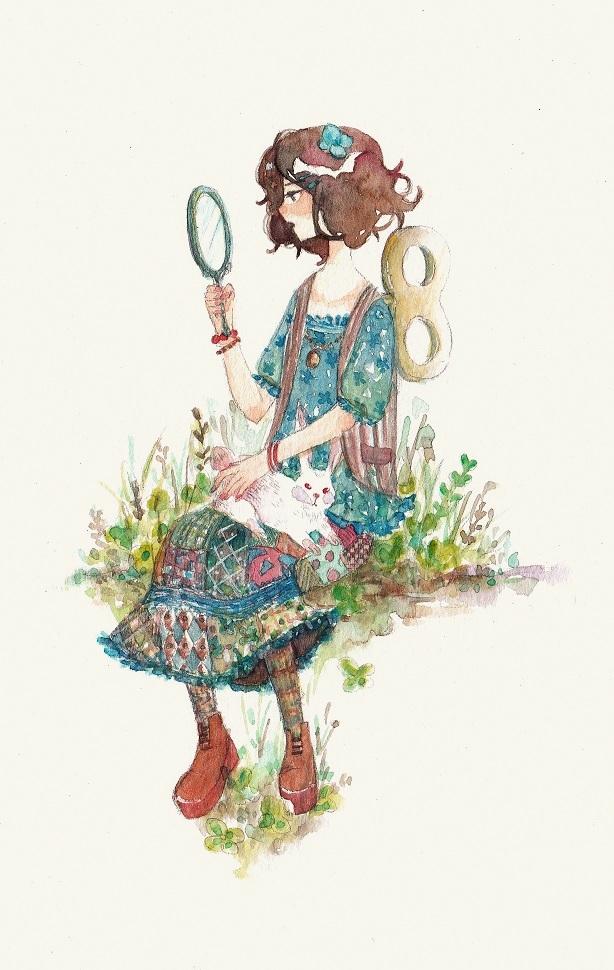 Mori girl by yuuta-apple