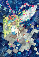 Far far away by yuuta-apple