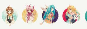 Commision for Vaniraa by yuuta-apple