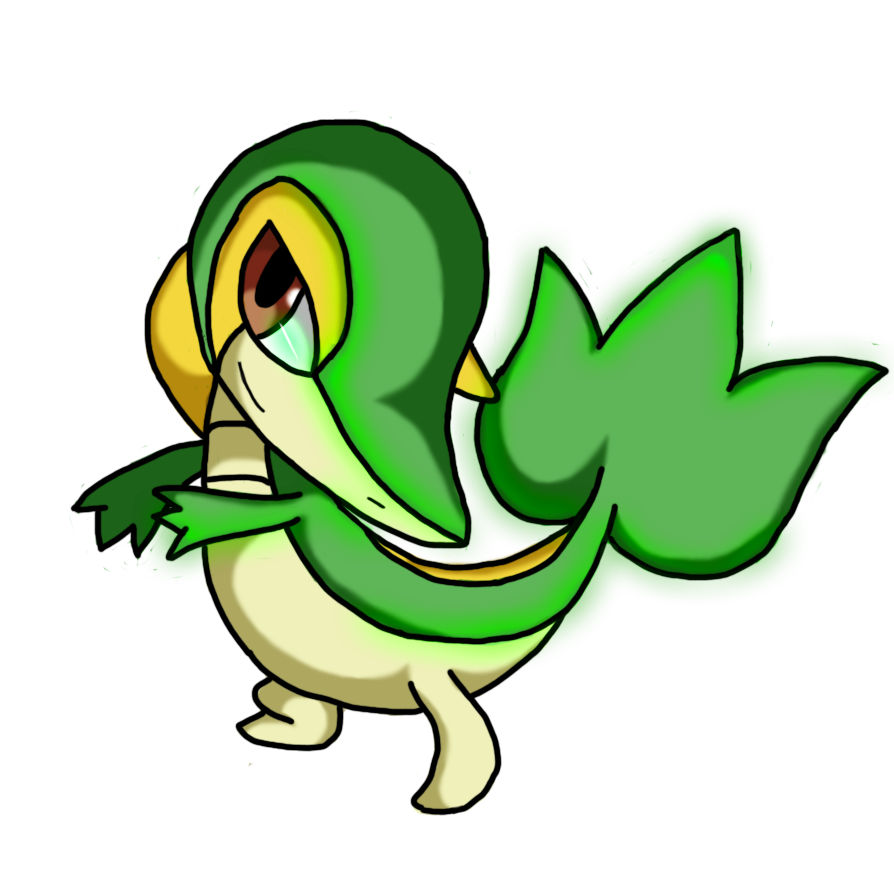 Snivy Images   Pokemon Images