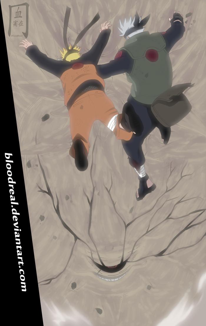 Naruto Manga 610 by Advance996