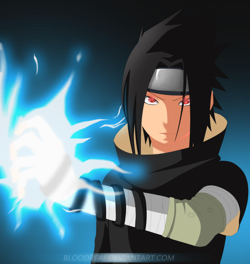 Sasuke - Chunnin Exam by Advance996