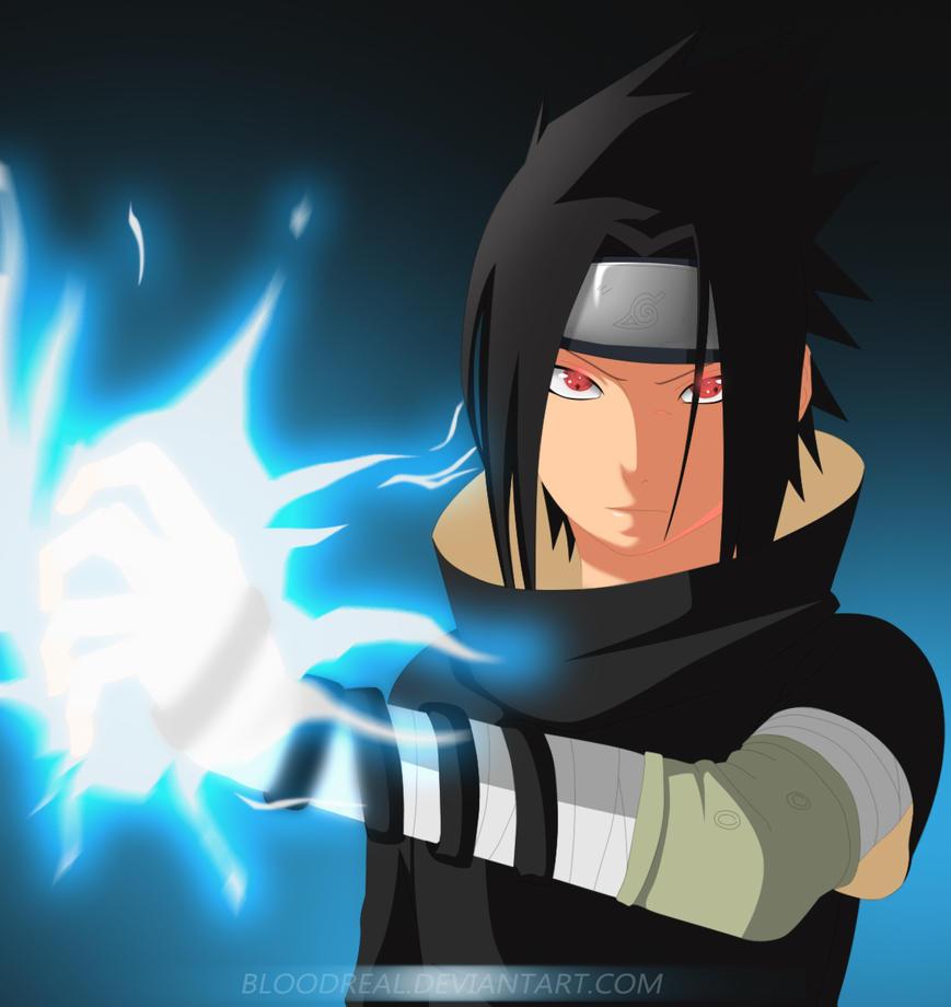 Sasuke - Chunnin Exam by Advance996