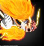 Lighting Flame Dragon Mode
