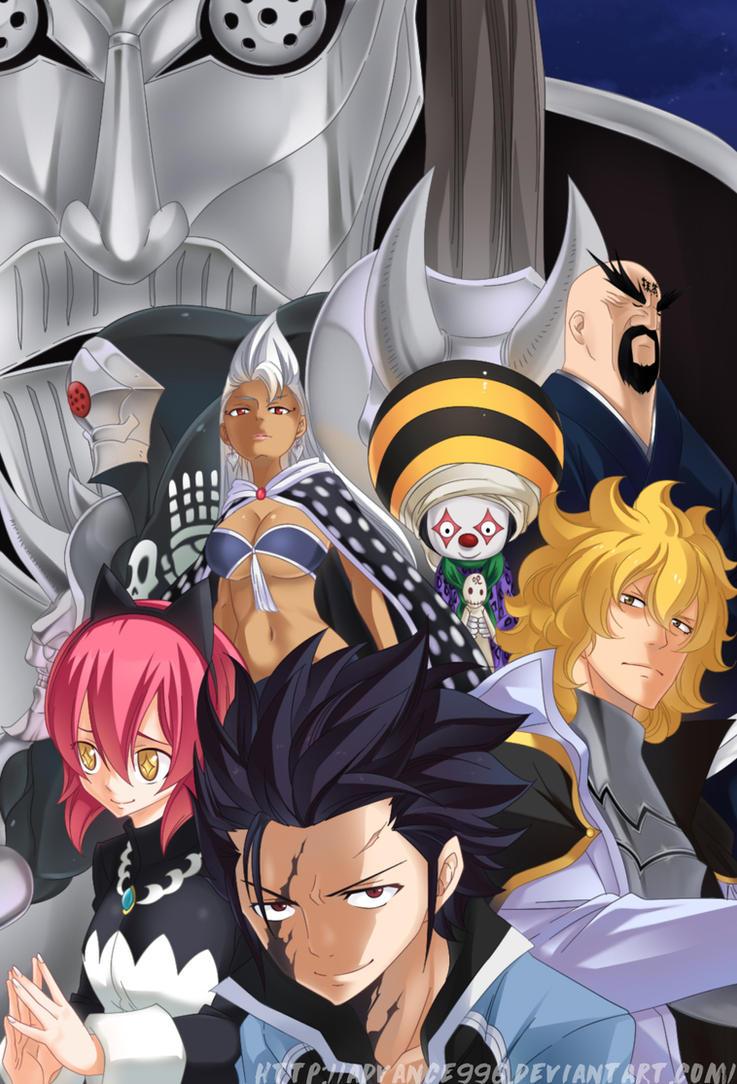 Avatar Guild by Advance996