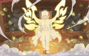 Zeref Dragneel - Fairy Heart Mode