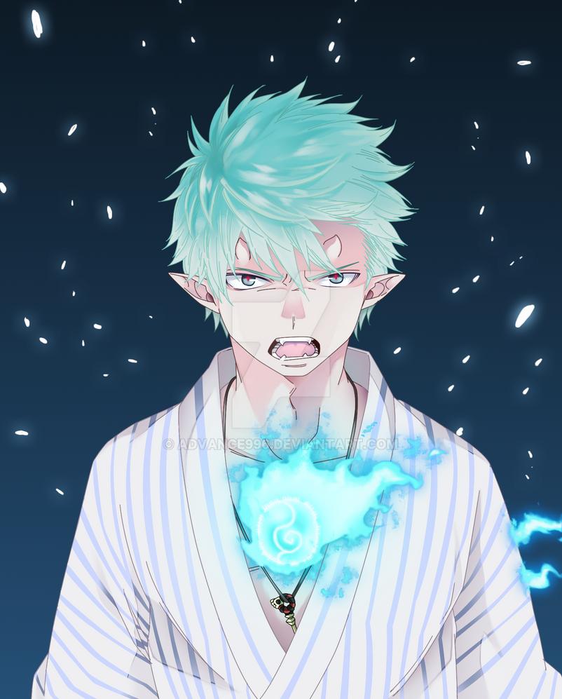 Satan's Son Rin Okumura by Advance996