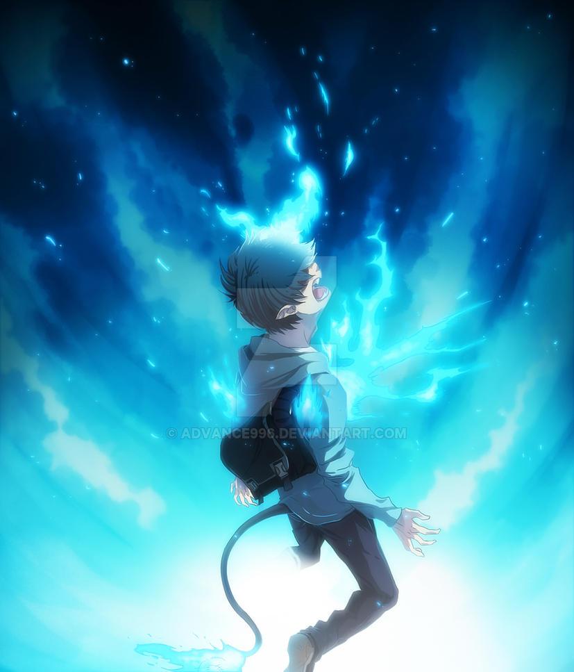 Rin Okumura - Satan's Son Rebirth by Advance996