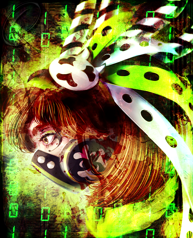 -Glowstix-Neon-Blood- by Wolf-WrathKnight