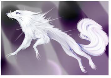 -White Something- by Wolf-WrathKnight