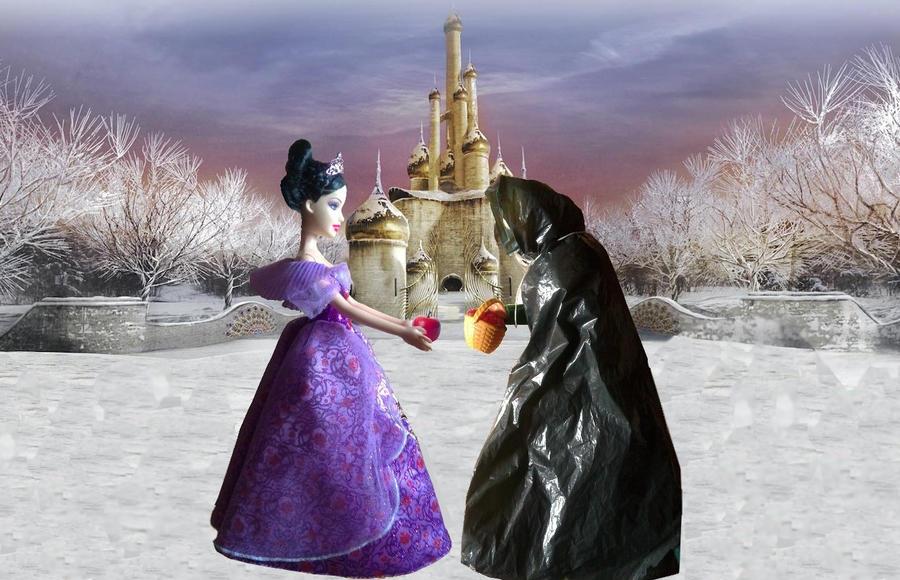 Blanche neige et la sorciere by moimoi15 on deviantart - Blanche neige sorciere ...