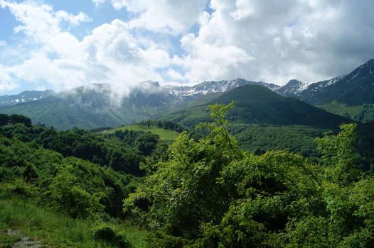 June-Sharr Mountain NP
