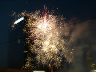Indy Fireworks