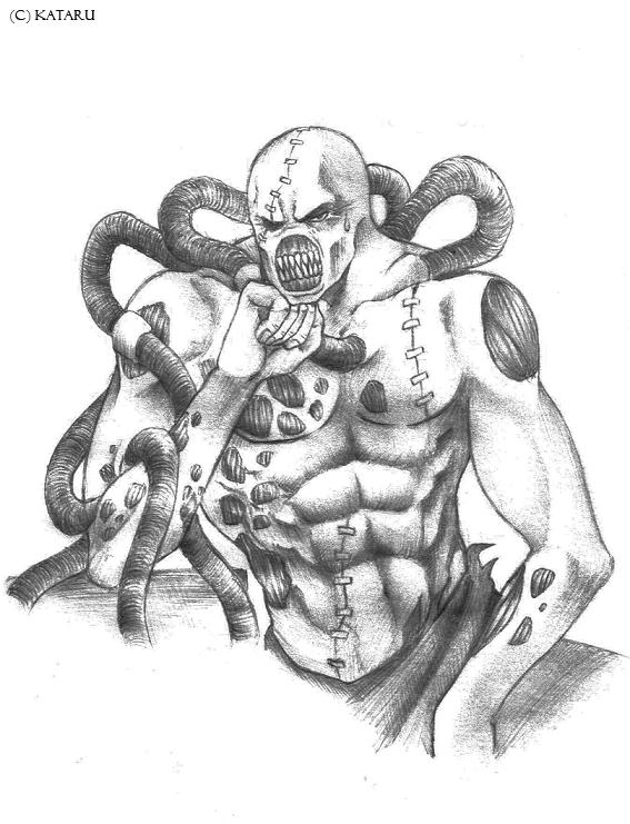 Resident Evil: Nebuchadnezzar's Harvest Resident_evil___nemesis_by_renhealing-d32jpmy