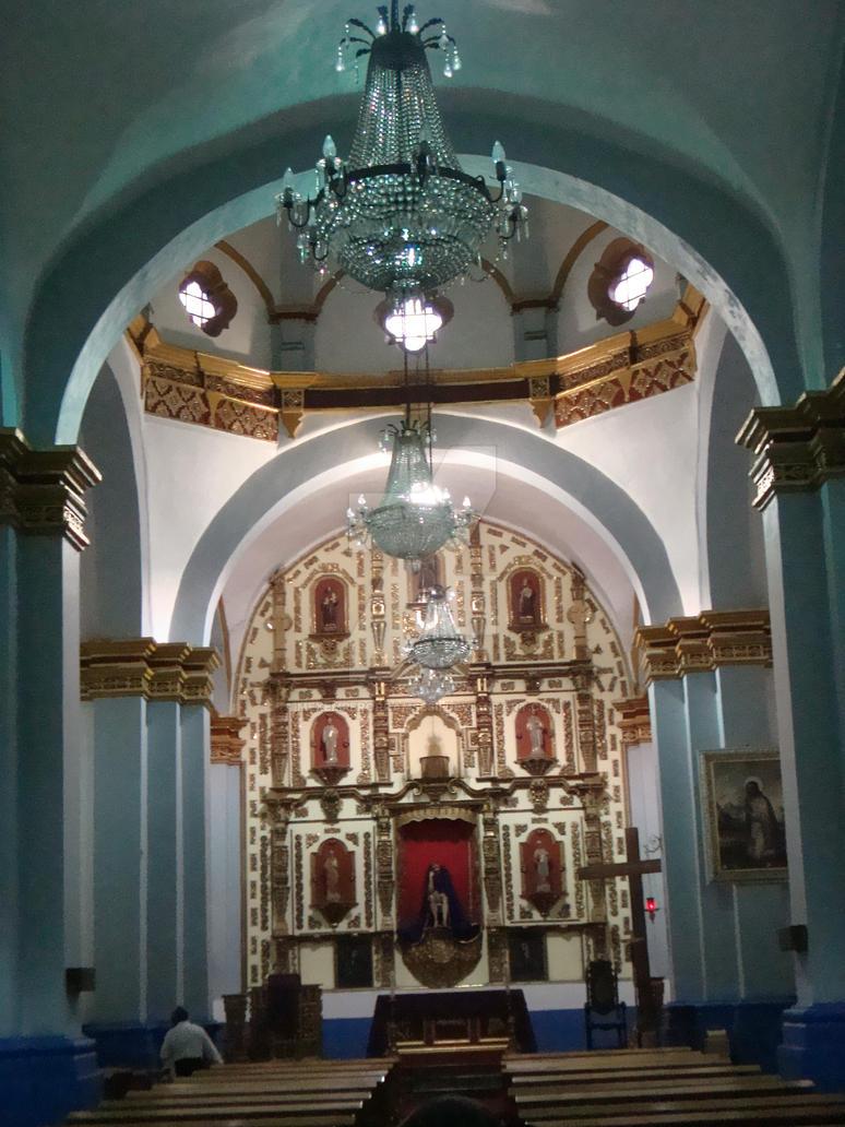 San Marcos Mexicaltzingo DF by MexEmperorRamsesII