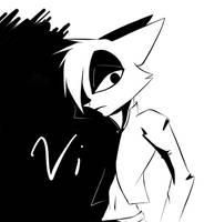 Vi for Victory by Zagura